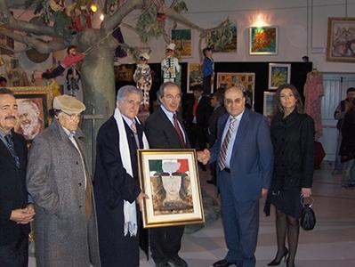 Photo of IL GIORNALISTA   AUGUSTO GIORDANO CI  HA  LASCIATI