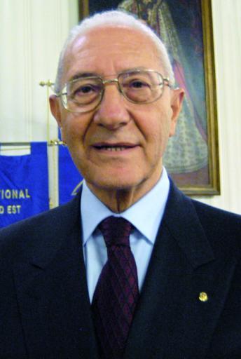 Photo of Il Grande Comandante Generale dell' Arma, Luigi Federici, ora Presidente dei Mauriziani d' Italia
