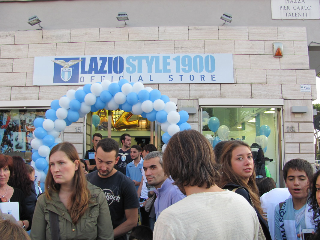 Photo of Lazio Style 1900, Official Store a Talenti