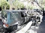 Photo of Identificato dalla Polizia il piromane del Tuscolano. In due giorni aveva incendiato 15 auto