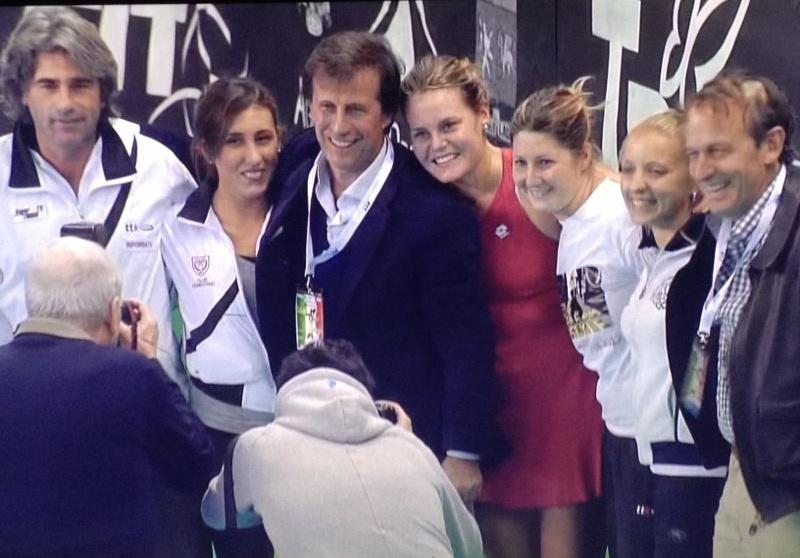 Photo of Tennis: A1 femminile, il Club Nomentano e' campione d'Italia!