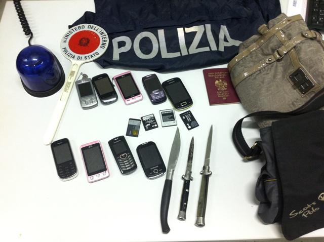 Photo of Mettono a segno 4 rapine in meno di due ore. Fermati dalla Polizia un polacco ed un marocchino