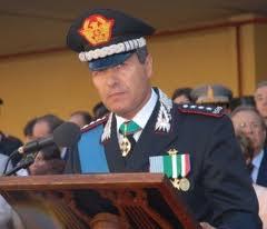Photo of Doveroso omaggio  al Generale di Corpo d'Armata dei Carabinieri Stefano Orlando, in congedo per raggiunti limiti d'età