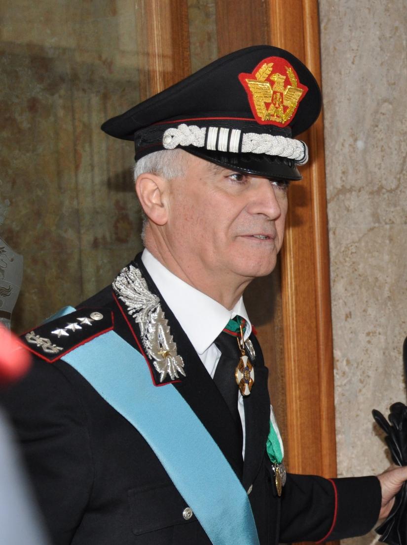 """Photo of Il generale Tullio Del Sette nuovo Comandante Interregionale Carabinieri """"Podgora"""""""