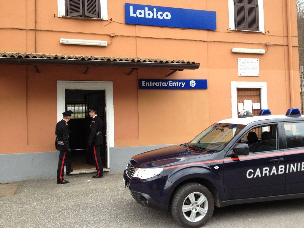 Stazione FS Labico