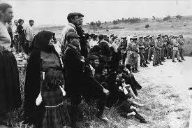Photo of La rivolta popolare di Pratobello (Nu) del giugno 1969