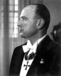 Photo of Il Ministro plenipotenziario Rodolfo Siviero