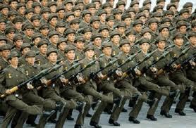 """Photo of La Corea del Nord in """"stato di guerra"""" con il Sud"""