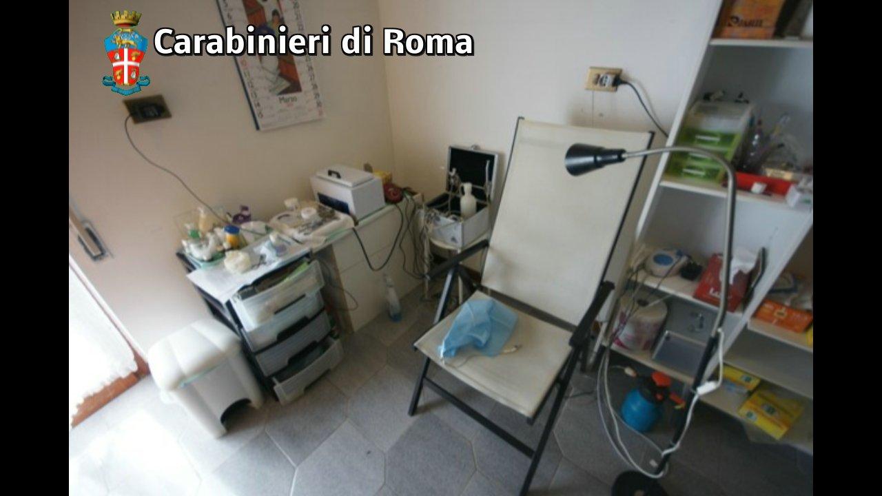 studio falso dentista