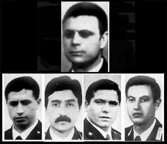 Photo of 16 marzo 1978: onore ai Caduti  di via Fani!