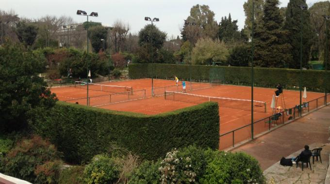 Photo of Circolo Tennis Eur: Il Torneo Futures si avvia verso le finali
