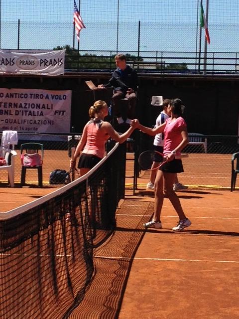Photo of Tennis: Viola e Marfutina staccano il biglietto per gli Internazionali d'Italia 2013!