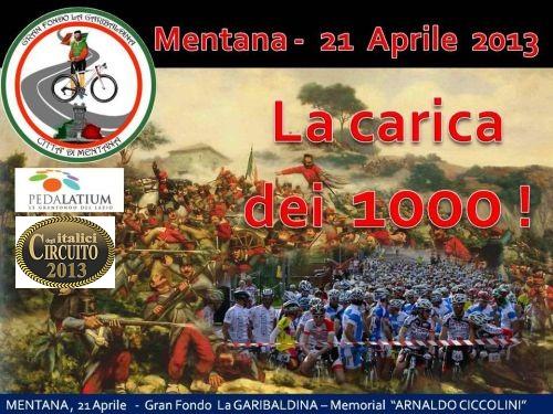 """Photo of II Edizione del G.P. di ciclismo città di Mentana """"La Garibaldina"""""""