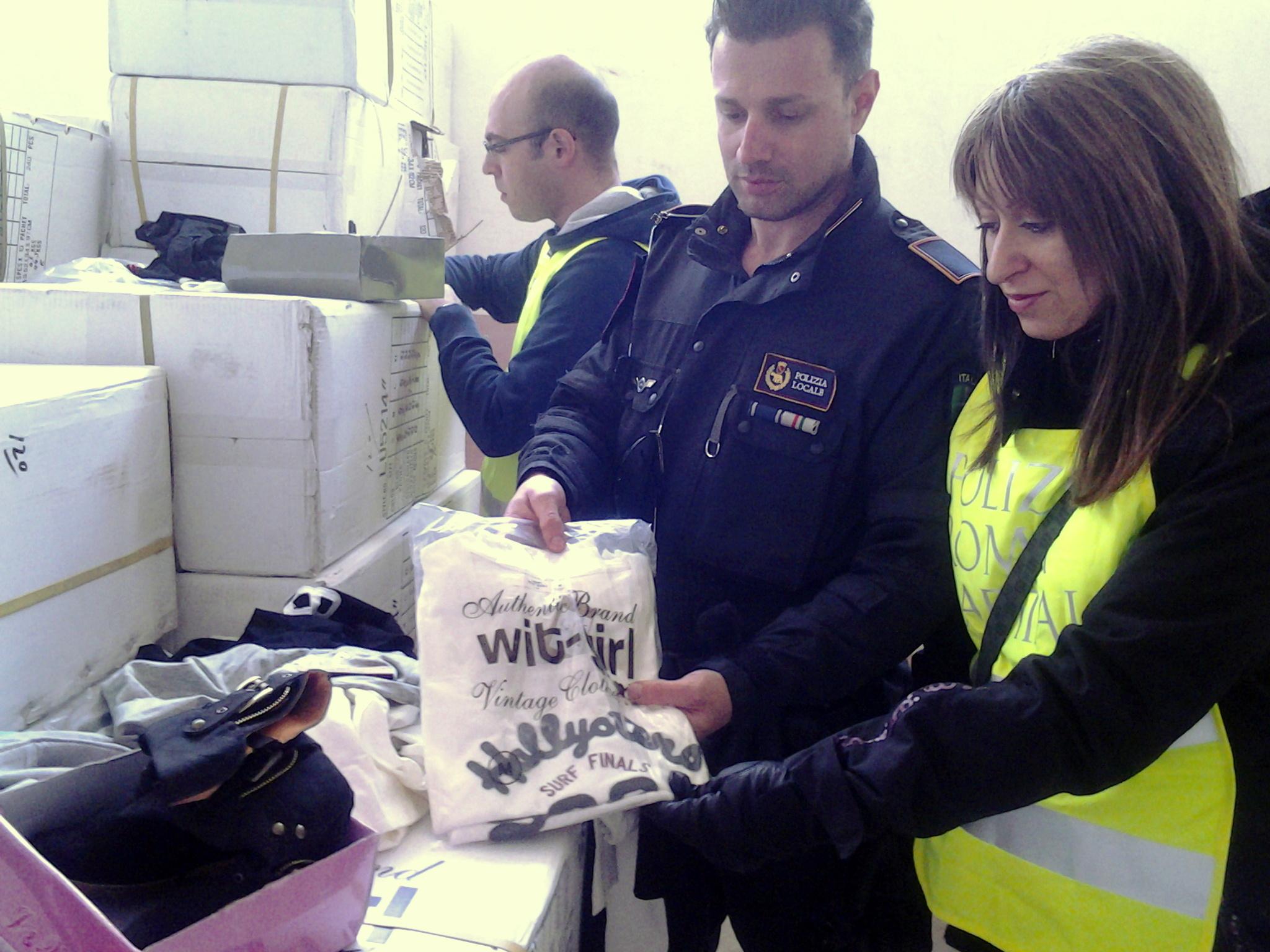Photo of Prenestina, sequestrati prodotti altamente nocivi e contraffatti