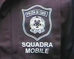 Squadra mobile Polizia di Stato
