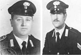 Carabinieri caduti