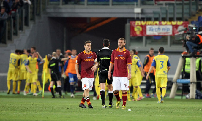 Photo of Roma sconcertante! Alla fine fischi per tutti!!