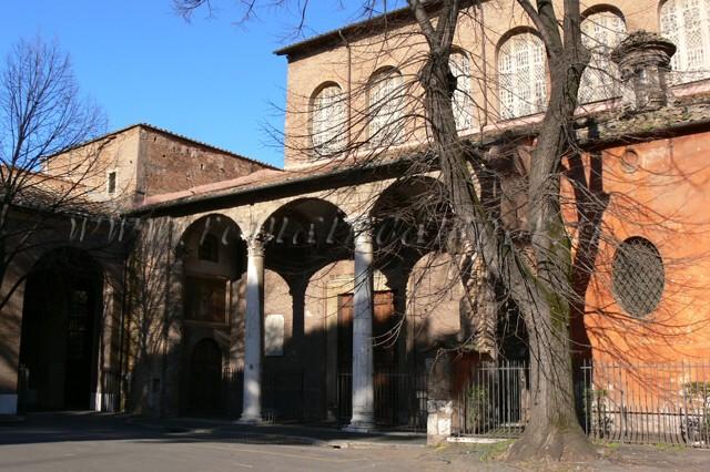 Basilica Santa Sabina