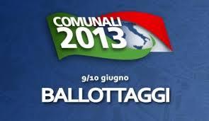 Elezioni comunali 2013