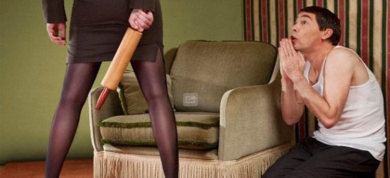 Photo of Moglie regolarmente picchiava  il marito