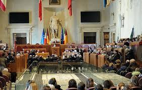 Photo of Seduta inaugurale dell'Assemblea capitolina