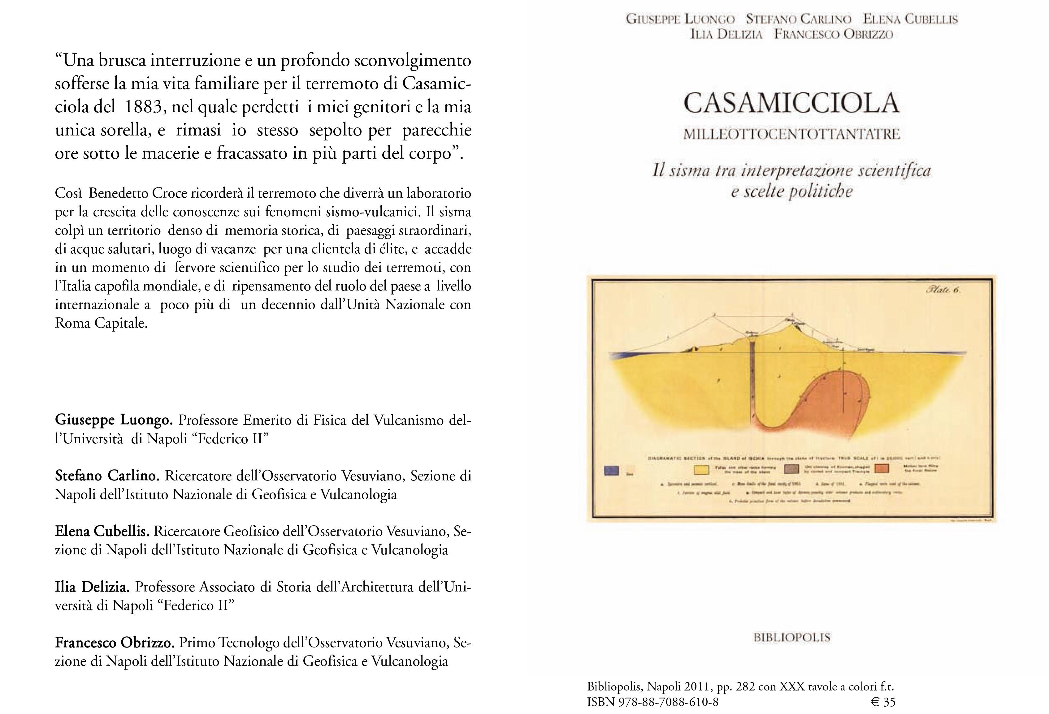Photo of Casamicciola 1883, un terremoto che ha fatto storia