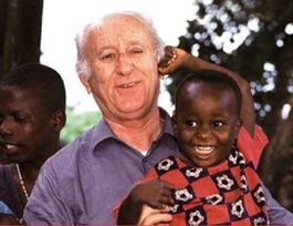 """Photo of Padre """"Bepi"""" Berton, l'Apostolo missionario dei bambini soldato"""