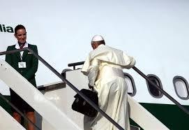 Photo of Bagaglio a mano per Papa Francesco