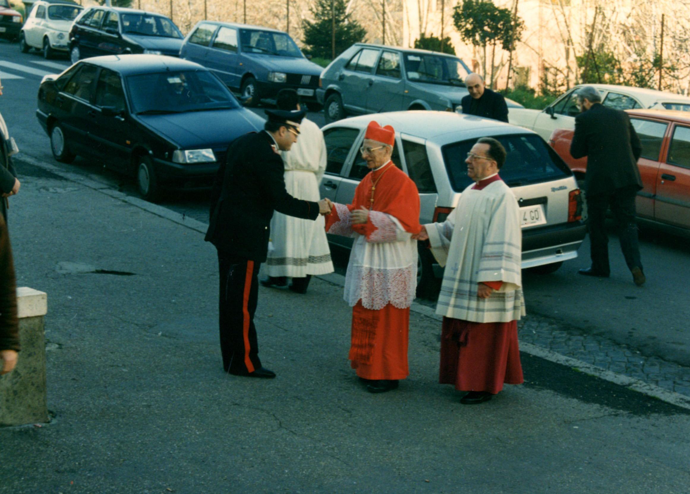 Photo of Il Cardinale Ersilio Tonini, è morto