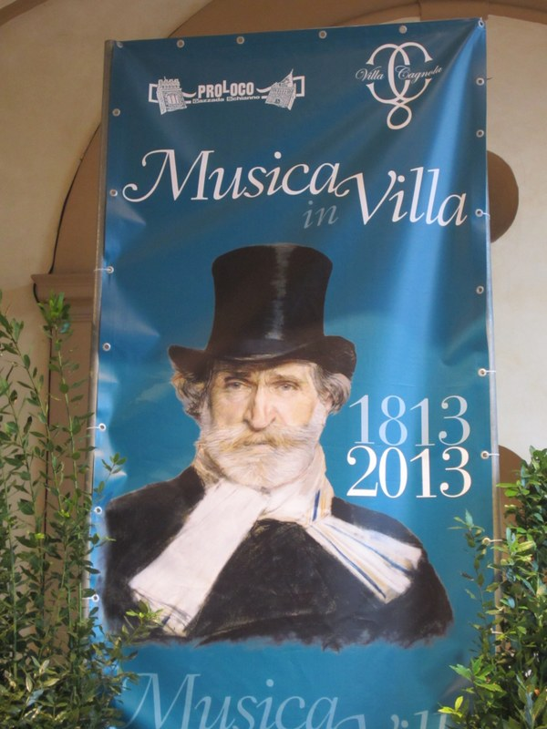 Photo of Villa Cagnola : Musica in Villa