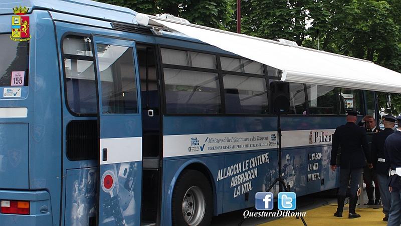 Bus Azzurro