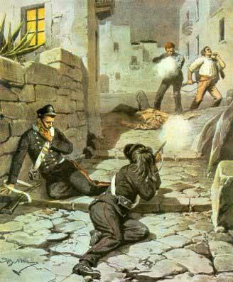 Photo of Il Generale Emilio Spina, distruttore del brigantaggio in terra di Calabria