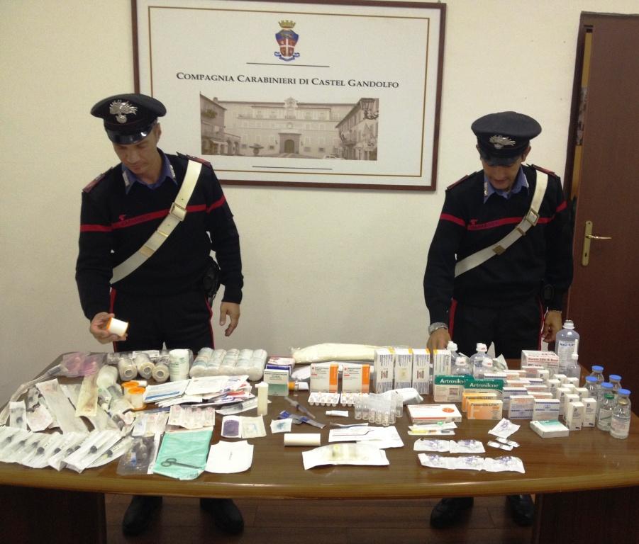Photo of I Carabinieri arrestano infermiera infedele. A casa recuperati medicinali per 15mila euro