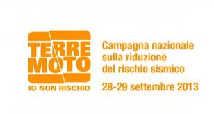 """Photo of """"Terremoto – Io non rischio"""":  Campagna nazionale per la riduzione del rischio sismico"""