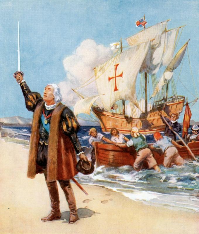 Photo of 13 ottobre 1492. Colombo, per caso, scopre le Americhe. Ma davvero fu solo un caso?