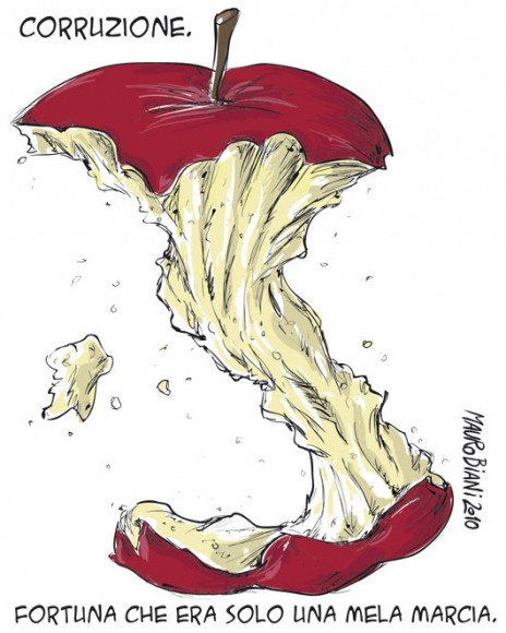 Italia corrotta
