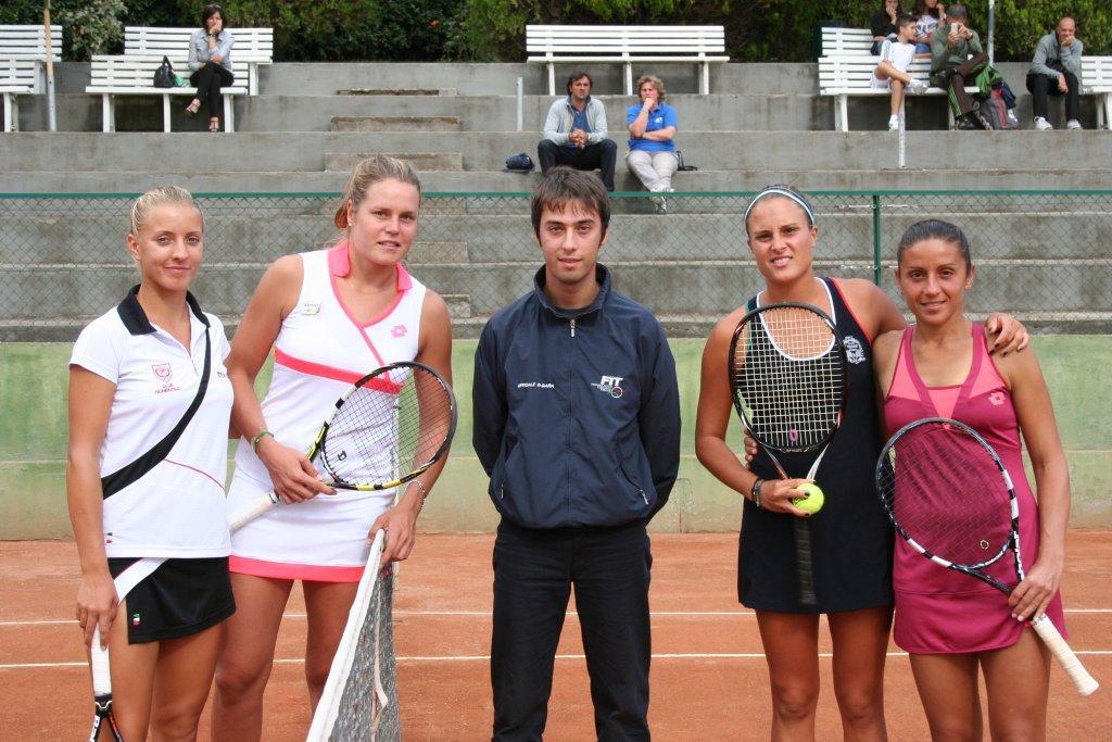 Photo of Tennis serie A1: a bordo campo con Parioli e Nomentano