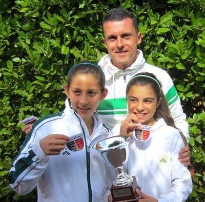 Photo of Under 12 Femminile nazionale a squadre: campionesse italiane le ragazze del TC Roma-Parioli