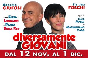 """Photo of Al Teatro Golden """"Diversamente giovani"""""""