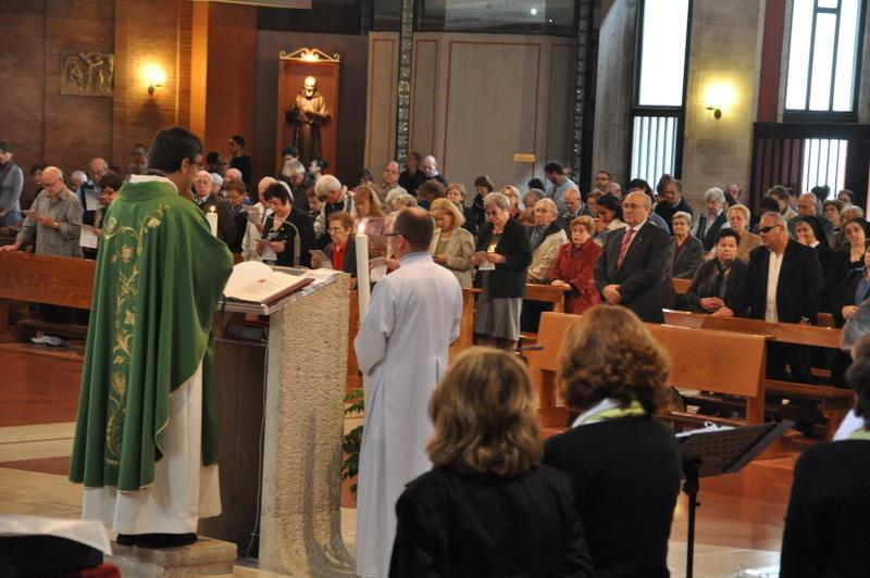 """Photo of La Parrocchia del SS.Redentore a Val Melaina ricorda il """"suo"""" Cardinale Ersilio Tonini"""