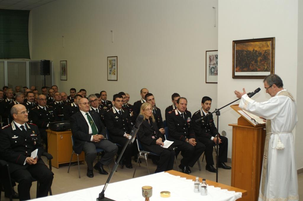 """Photo of I Carabinieri del Gruppo di Roma hanno celebrato la Santa Patrona, """"Virgo Fidelis"""""""