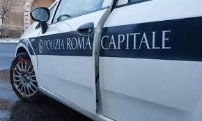 Photo of Controlli antiabusivismo commerciale del III° Gruppo Nomentano della Polizia Locale di Roma Capitale