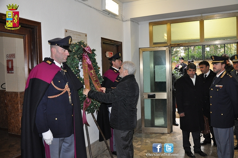 Commemorazione Domenico Taverna