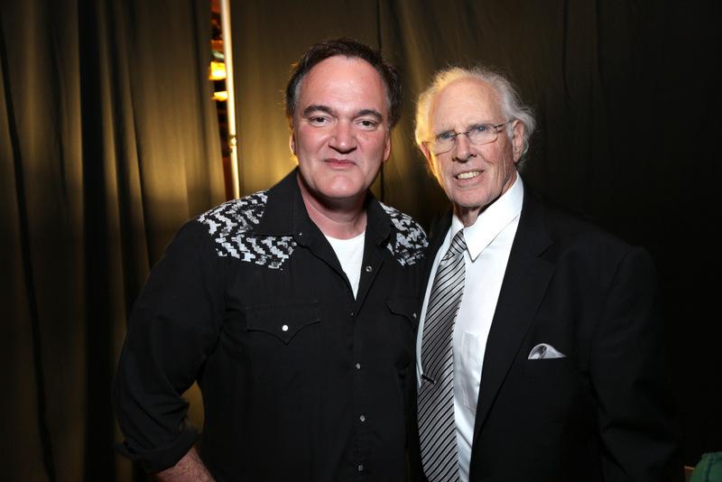 Photo of Quentin Tarantino alla premiazione dell' Afi Film Festival