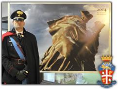 Photo of Presentato il Calendario Storico e l'Agenda Storica 2014 dell'Arma dei Carabinieri