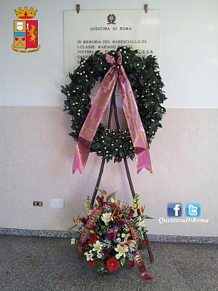 Photo of Commemorati  il Maresciallo Mariano Romiti e l'Agente Ciro Capobianco, vittime del terrorismo