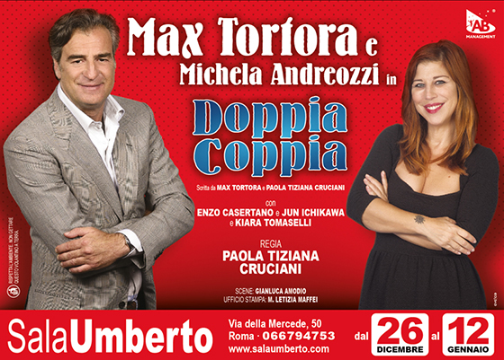 "Photo of Max Tortora cala una ""Doppia Coppia""!"
