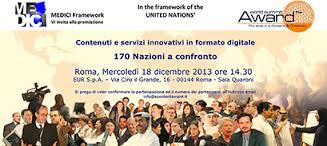 """Photo of Per la terza volta, assegnato all'Arma dei Carabinieri il premio """"eContent Award 2013"""""""