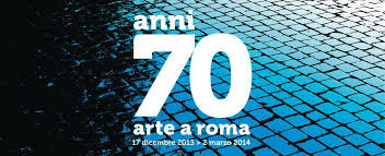 "Photo of ""Anni 70. Arte a Roma"""