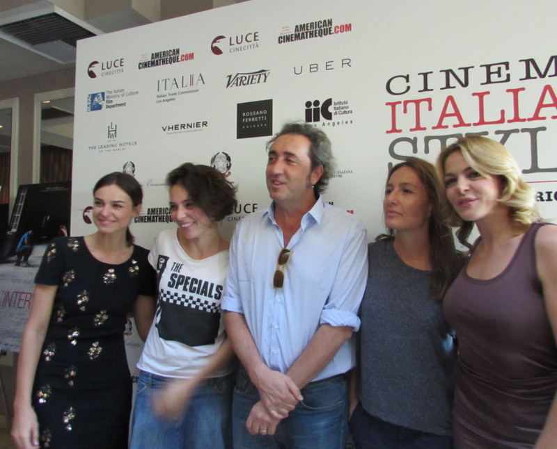 Photo of Il Cinema Italian Style ha portato fortuna a Sorrentino